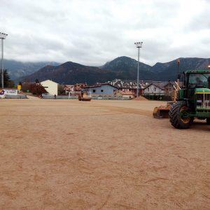 Camp futbol Sant Llorenç de Morunys